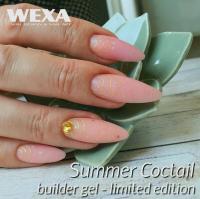 Summer Coctail Builder LED/UV gél 15ml - LIMITED EDITION
