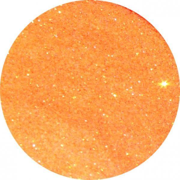 Luxury Powder 4 - neon bledý oranžový