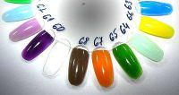 Farebný akryl - 67 oranžový