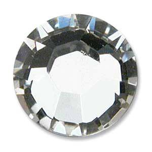 Nažehľovacie kamienky Hot Fix SS8 Crystal