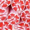 FIMO tyčinka - Hybiscus červený