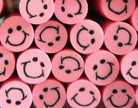 FIMO tyčinka - Smile ružový