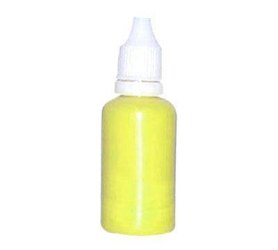 Airbrush Nail Color - Lemon Yellow