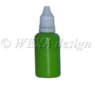 Airbrush Nail Color - Mid Green