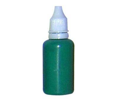 Airbrush Nail Color - Phthalocyanine Green