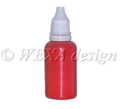 Airbrush Nail Color - Orange
