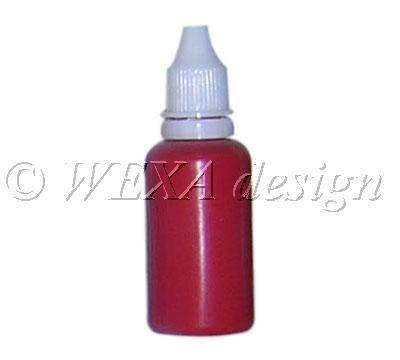 Airbrush Nail Color - Crimson
