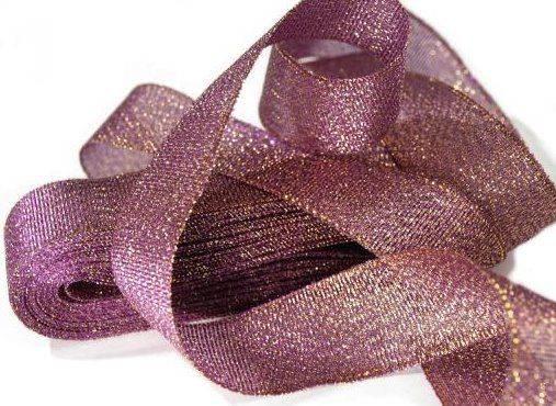 Stužka LUREX Mini fialová