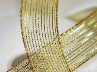 Stužka NET zlatá
