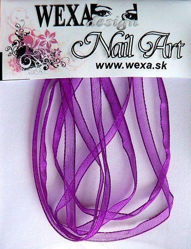 Stužka SLIM Soft - purpurová