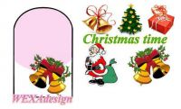 Nail Tattoos - Christmas time - 88