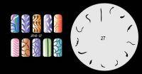 Šablónka nelepiaca - GP27