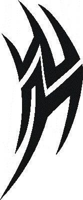 Tattoo šablónka - TH-143
