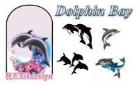 Nail Tattoos - Dolphin Bay - 101