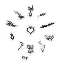 Tribal Stamping Nail Art platnička - T02