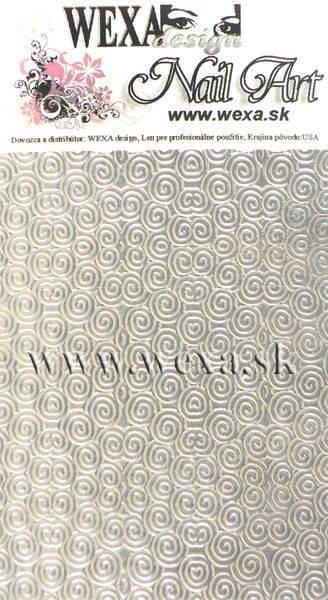Šablóny ozdobné - Slimáčiky