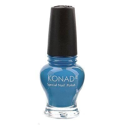 Lak na Stamping Nail Art - Coral Blue - 30