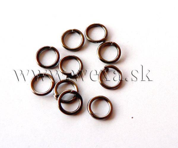 Piercing - krúžky black