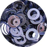 Konfety flitre obrúčky - 20. Metal Jeans