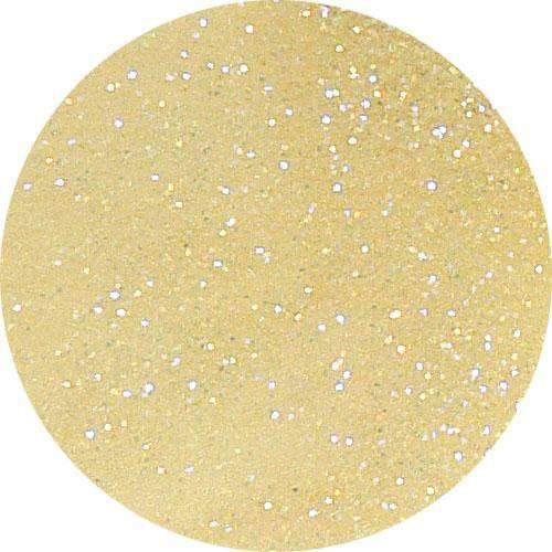 Farebný akryl trblietavý - X pearl light gold glitter