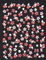 3D nálepky č. 28
