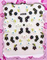 Nálepky kamienkové - A008