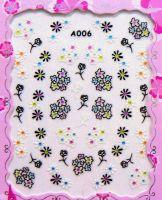 Nálepky kamienkové - A006