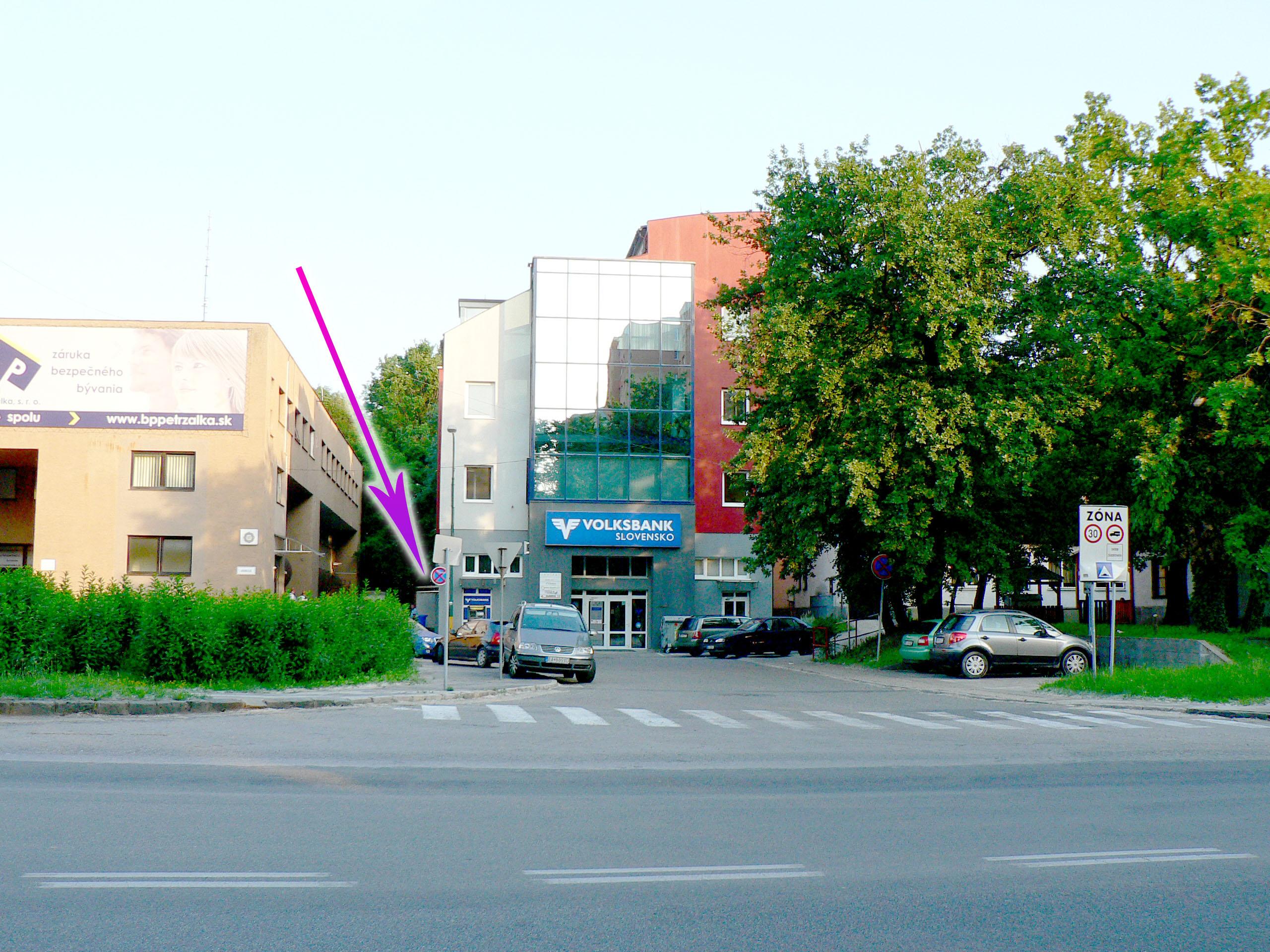 Nechtový obchod v Petržalke