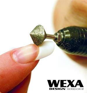 Brúsky, frézky a nádstavce na brúsenie nechtov
