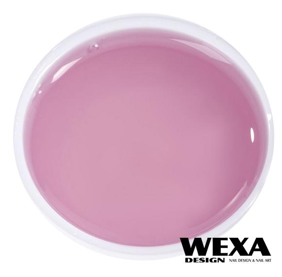 Pink gel na nechty
